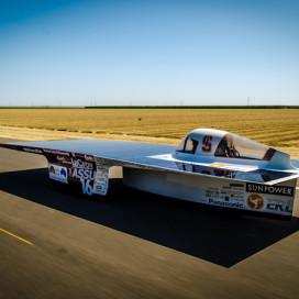 Stanford's Solar Car
