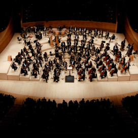 Bing Concert Hall opening night
