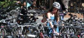 Biking at Stanford: A freshman's perspective