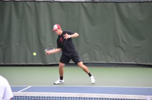 Men's Tennis Vs. TCU