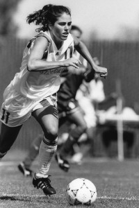 1992: Julie Foudy.