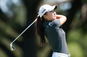 Freshman Lauren Kim (above) (DON FERIA/StanfordPhoto.com)