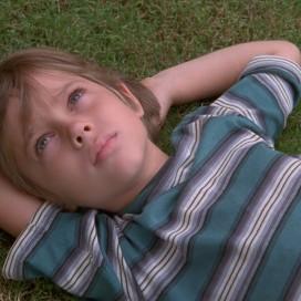 "Ellar Coltrane as Mason in ""Boyhood"". Courtesy of Matt Lankes."