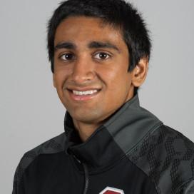 Freshman Akash Modi