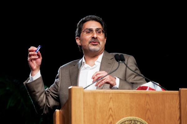Mehran Sahami, professor of CS 106A