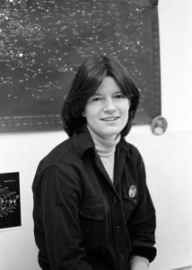 Sally Ride '73 M.S. '75 Ph.D. '78 (CHUCK PAINTER/Stanford News Service)