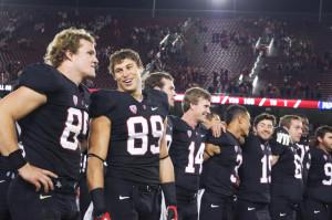The Stanford football program