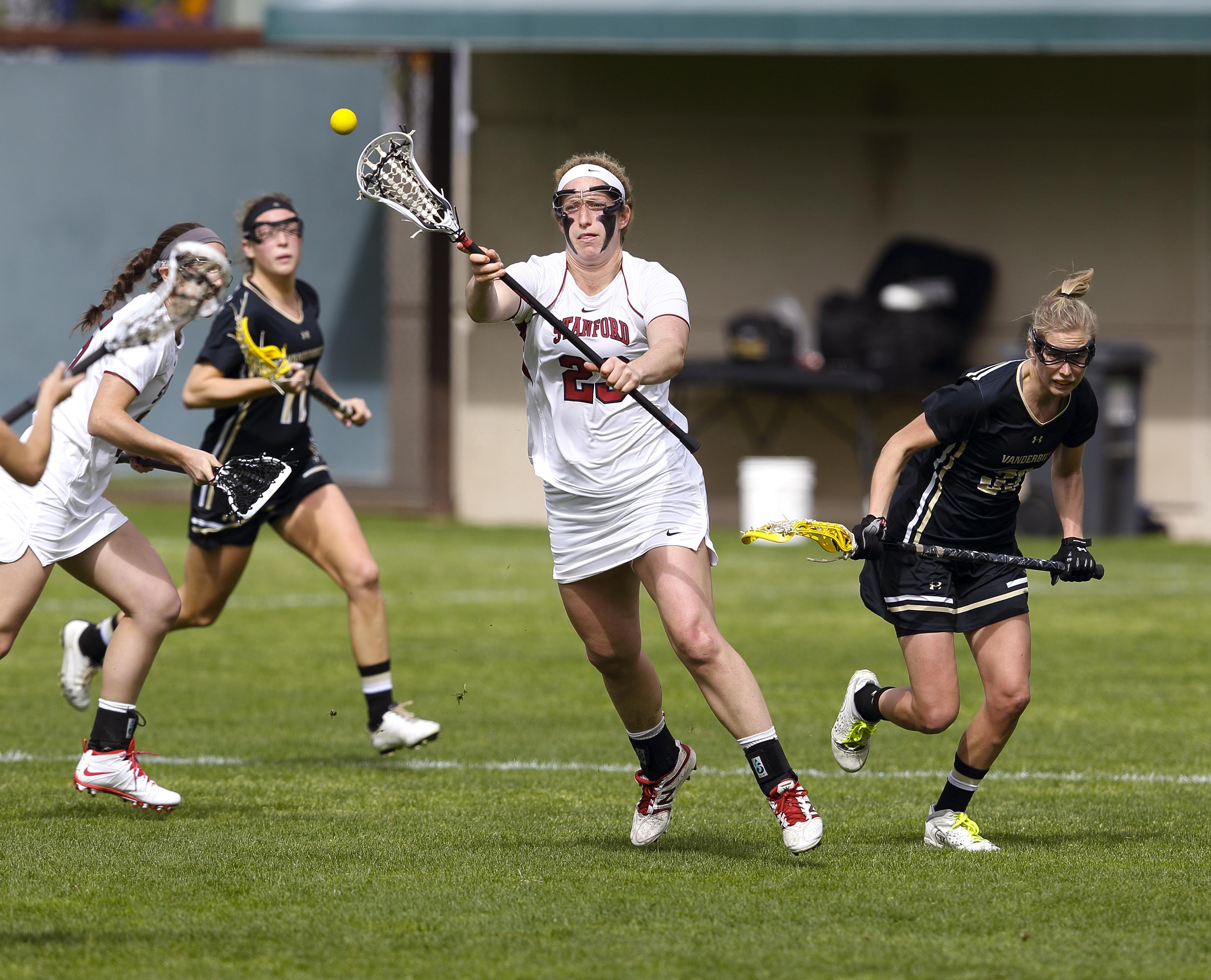 Women's lacrosse faces UC-Davis to begin final stretch of ...