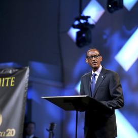 Courtesy of Paul Kagame