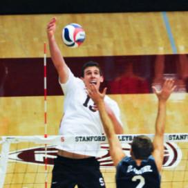 # 13, Eric Mochalski: 2014 MPSF Men's Volleyball Quarterfinals, April 19th 2014