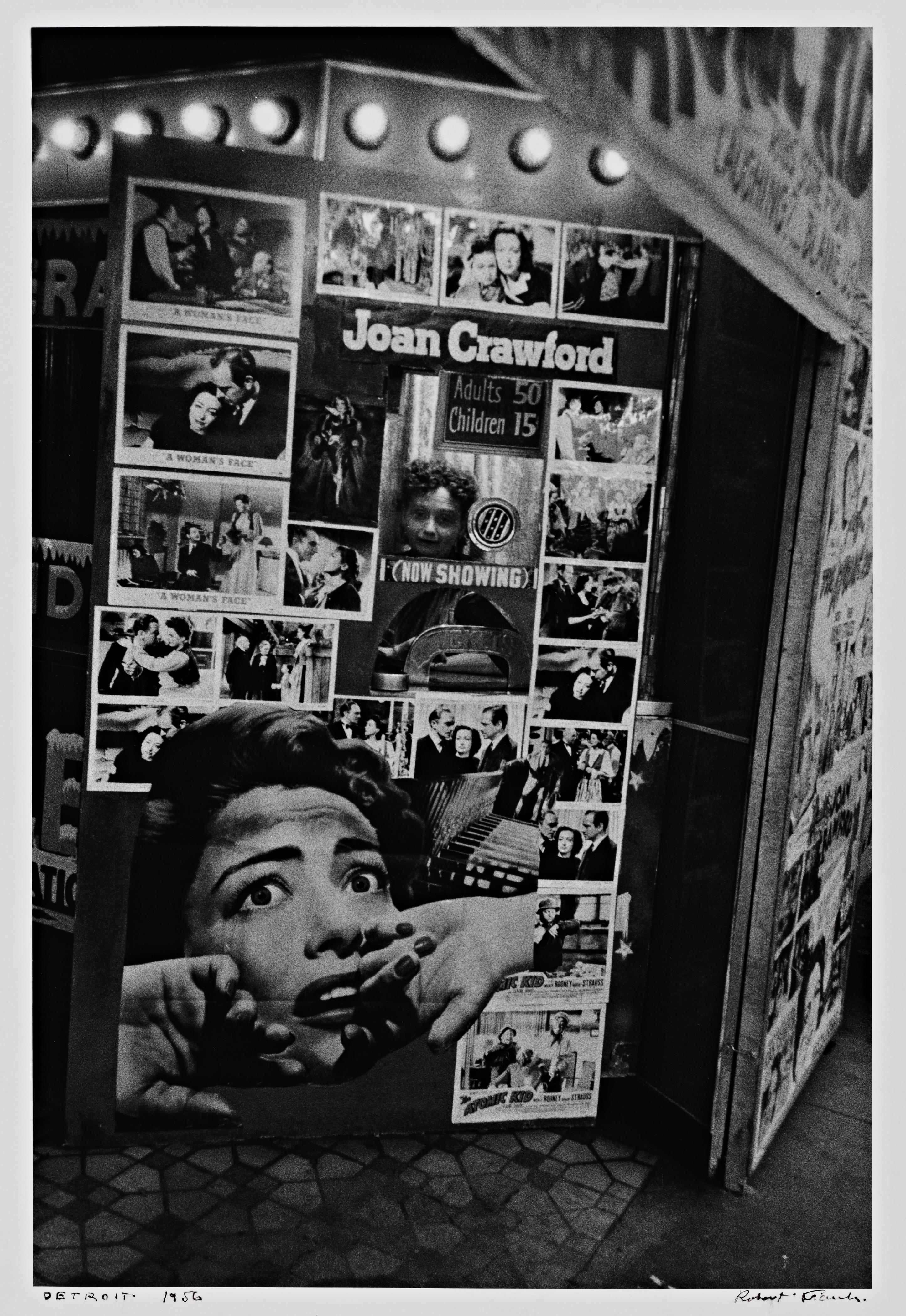 robert frank photo essay