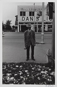 Robert Frank (U.S.A., b. Switzerland, 1924), Miami, 1955. Gelatin silver print. Gift of Raymond B. Gary, 1984.493.42 © Robert Frank.