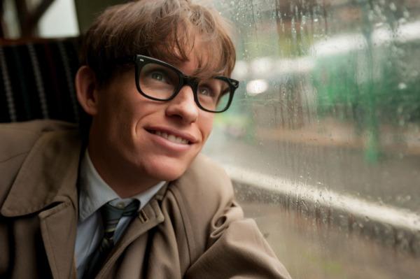 "Eddie Redmayne stars as Stephen Hawking in Academy Award winner James Marsh's ""The Theory of Everything."" Photo Credit:  Liam Daniel / Focus Features"