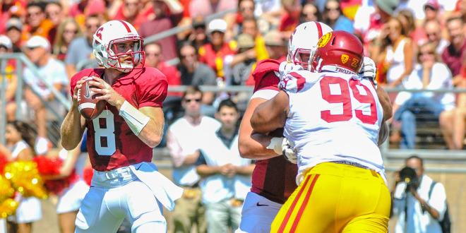 Bloomgren talks O-line play against ASU