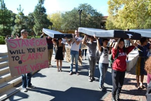(VERONICA CRUZ/The Stanford Daily)