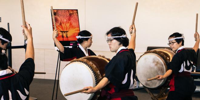 Linda Uyechi and Steve Sano discuss Taiko at Stanford and around the world