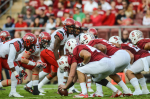 Stanford's offense