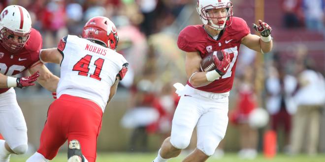Sloppy Stanford falls to Utah 20-17 in double overtime