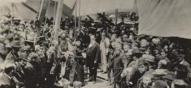 History Corner: Leland Stanford's vision of Stanford