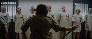 "Scene from ""The Stanford Prison Experiment,"" courtesy of Sundance Film Festival."