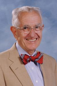 Carl Degler, 93, was a Stanford professor emeritus of history. (Courtesy of Therese Baker-Degler/Stanford News)