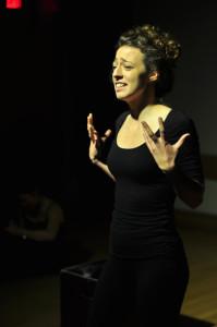 Caption for Photo #2: Lea-Tereza Tenekedjieva '18. Photo by Chris Sackes courtesy of AATP.
