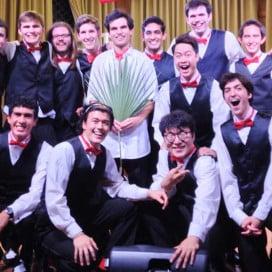 The Stanford Fleet Street Singers. Courtesy of Ken Savage.