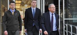 Brock Turner, accused of rape last winter, undergoes preliminary hearing