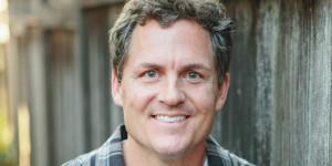 Director Greg Whiteley. Photo by Adam Ridley courtesy of Sundance Institute.