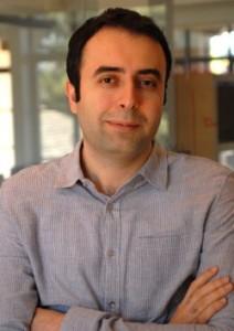 Amin Saberi, NovoEd cofounder. Courtesy of NovoEd