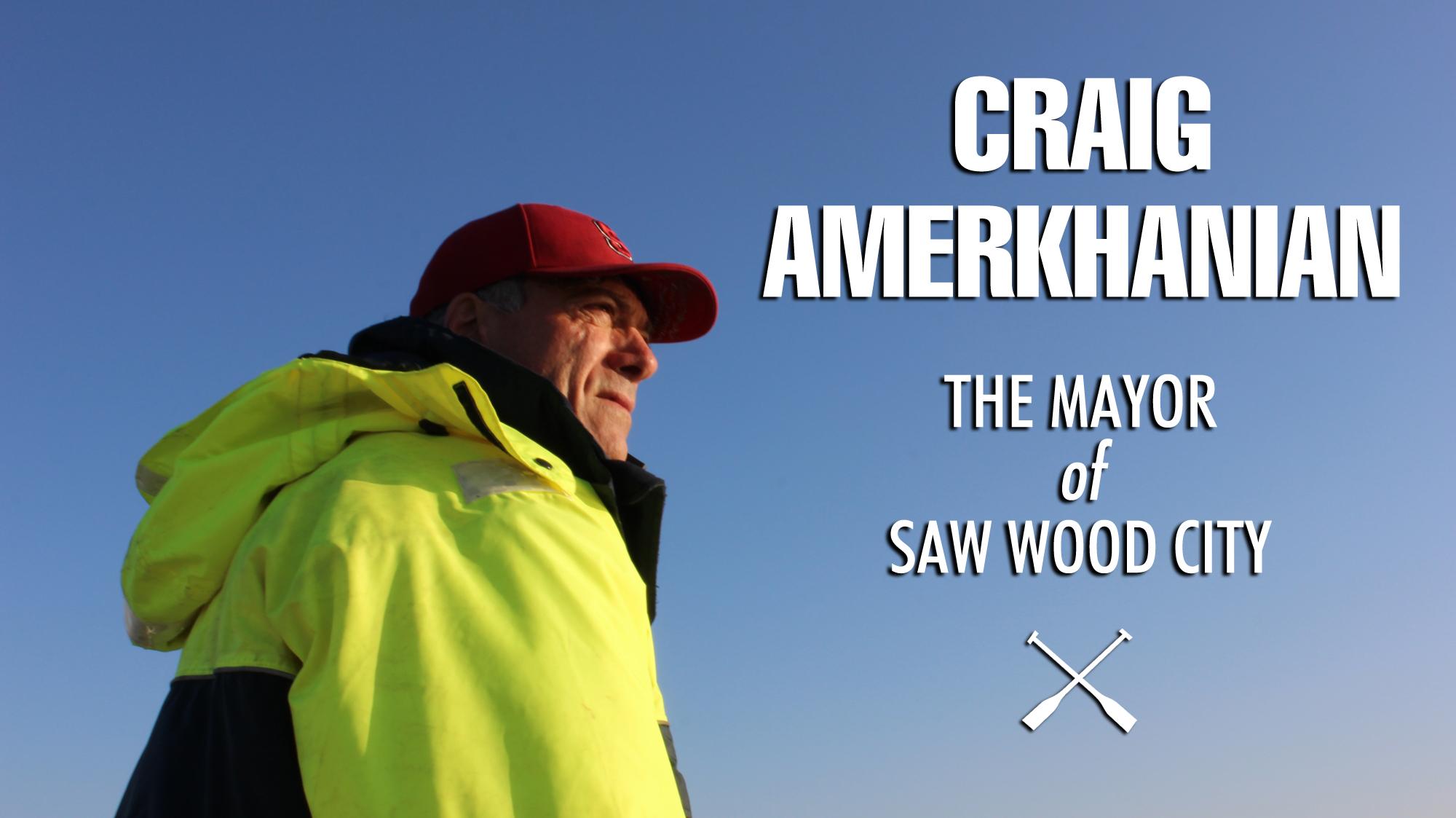 Craig Amerkhanian (JORDAN WALLACH/The Stanford Daily)