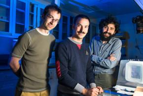 Stanford researchers discover secret behind dancing droplets