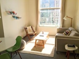 Breather Interior, 9 Kearny Street, San Francisco Jason Lopata/The Stanford Daily