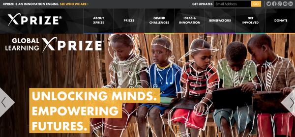 xprize website