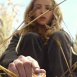 "Britt Robertson in Brad Bird's ""Tomorrowland.""(Courtesy of Film Frame, Disney)"