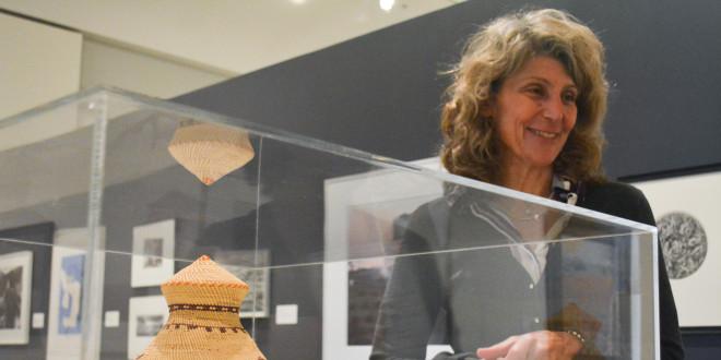 'Imagining the Oceans': Cantor exhibit complements class