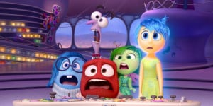 "Disney Pixar's ""Inside Out."" Courtesy of Pixar Studios."