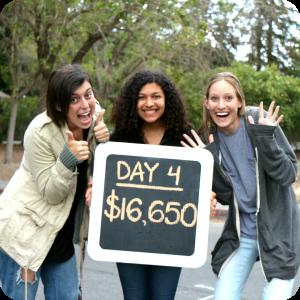(from left: Sasha Spivak, Alicia Seta, Carolyn McEachorn)