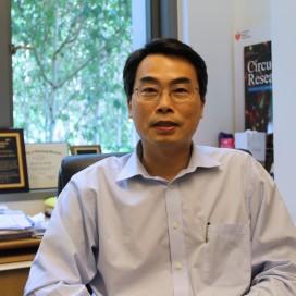 Joseph Wu (MALINI RAMAIYER/The Stanford Daily)