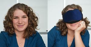 LumosTech CEO Vanessa Burns. (ALINA ABIDI/The Stanford Daily)