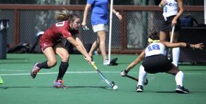 Stanford, CA; Sunday August 30, 2015; Field Hockey, Stanford vs Duke.