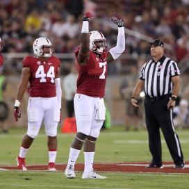 Stanford, CA; Saturday September 12, 2015; Football, Stanford vs UCF.