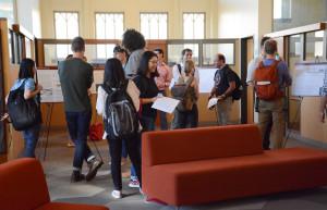 Teach for America CEO Elisa Villanueva Beard spoke to BASES on Thursday (TIFFANY YONG/The Stanford Daily).
