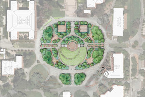 (Courtesy of University Architect / Campus Planning & Design)