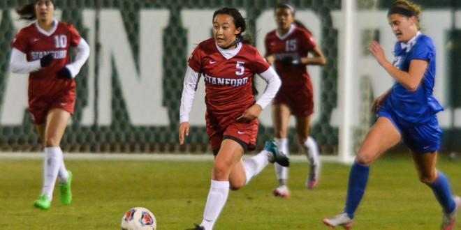 Women's soccer falls to Duke on penalty kicks in NCAA Quarterfinals
