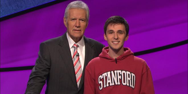 Stanford senior advances in Jeopardy! College Championship
