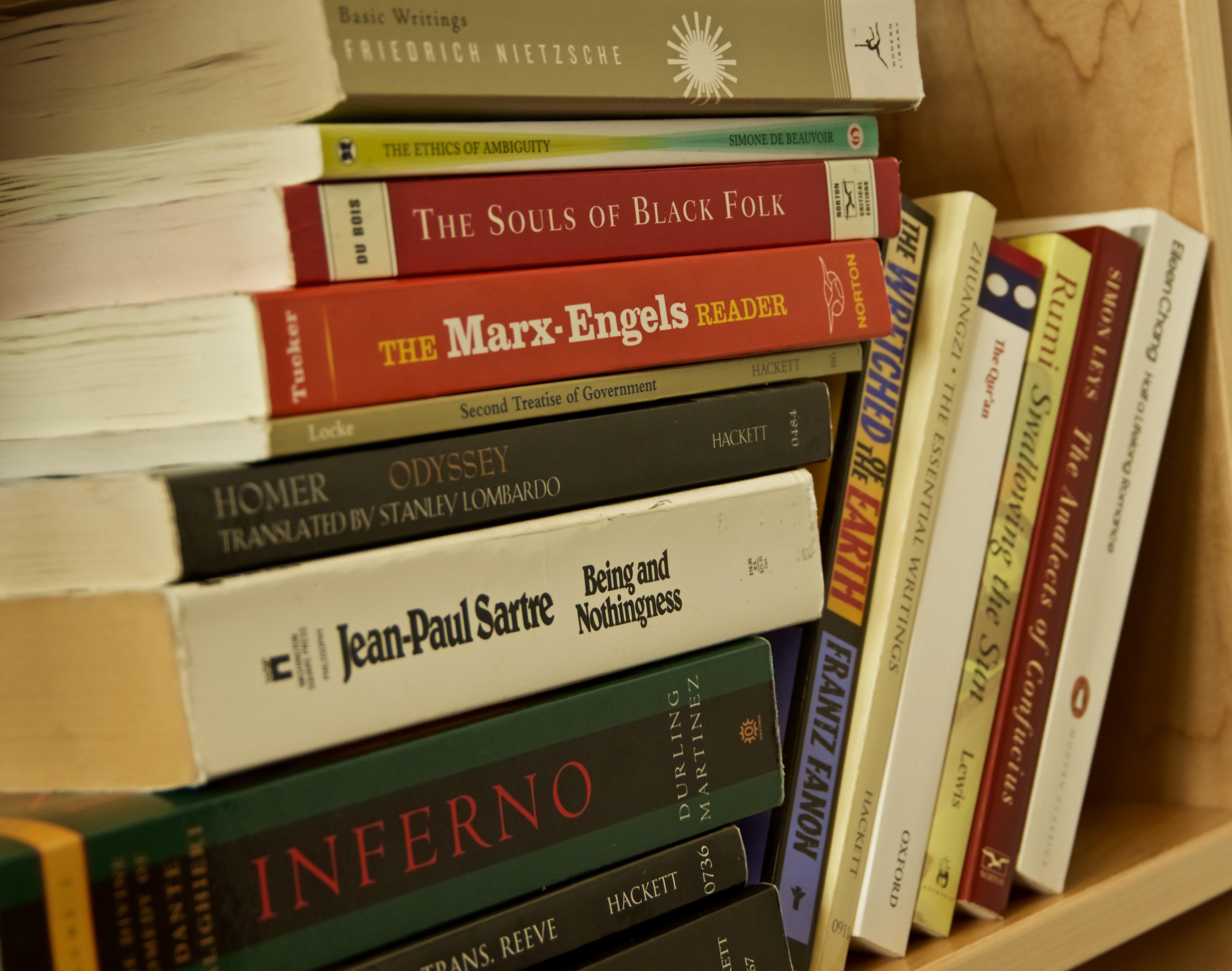 Humanities at Stanford (ARNAV MARIWALA/The Stanford Daily)