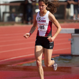 Stanford, Ca - Saturday, May 4, Angel Field — Payton Jordan Cardinal Invitational track & field.