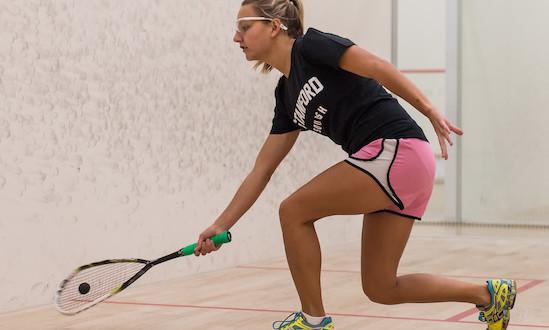Squash faces Princeton on National Championship weekend