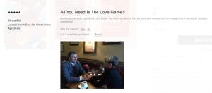 vday love game